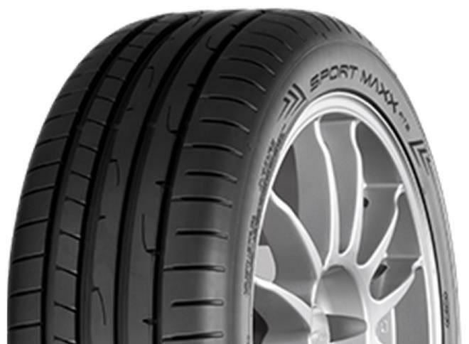 225//55R17 97Y Dunlop SP Sport 01 MFS Summer Tire
