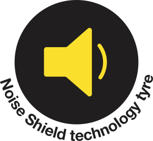 Noise Shield tire