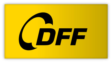 Ideal balance between steering effort and handling with Dunlop DFF