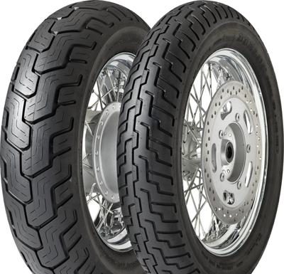 150//80-16 Dunlop D404 Rear Tire