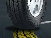 Low rolling resistance