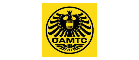 Logo rakouského ÖAMTC (Austrian Automobile, Motorcycle and Touring Club)