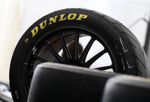 At Dunlop we continually develop, test and refine our tires