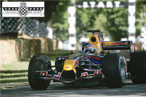 Dunlop at Goodwood Festival of Speed