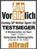 Dunlop SP Winter Sport 3D - Exemplary - Test winner - Auto Bild Allrad - 2011