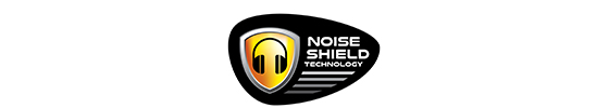 dunlop noise shield technology