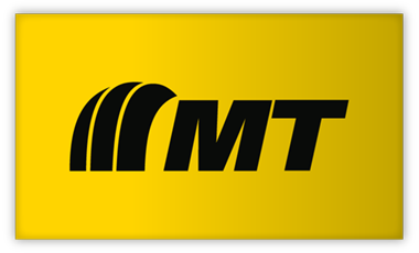 Logotipo da Dunlop Multi-Tread (MT)